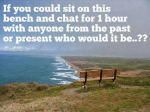 bench with anyone